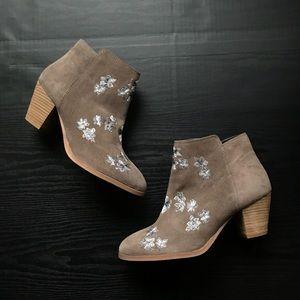 Diba Schuhes   EmbroideROT Nwot EmbroideROT  Booties Größe 10   Poshmark 1d5cbf